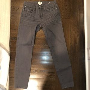 j crew jeans, awesome fit, very flattering